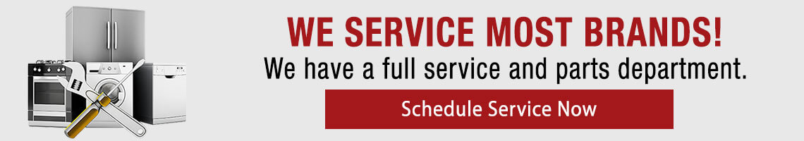 Reliable Appliance Service banner